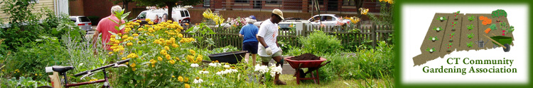 CT Community Gardening Association